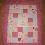 Mein erster Quilt: Babyquilt für Tindra